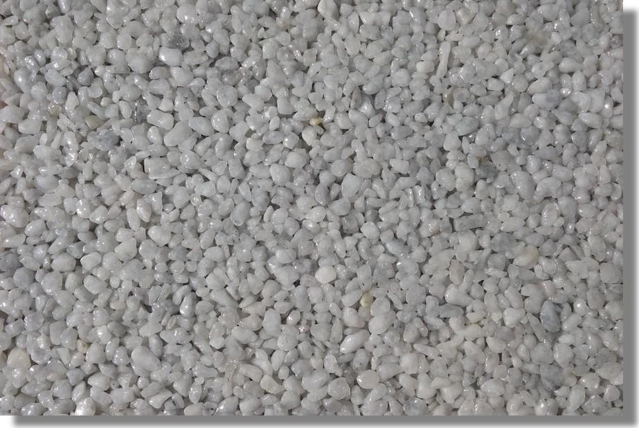 kamenný koberec modrobiely